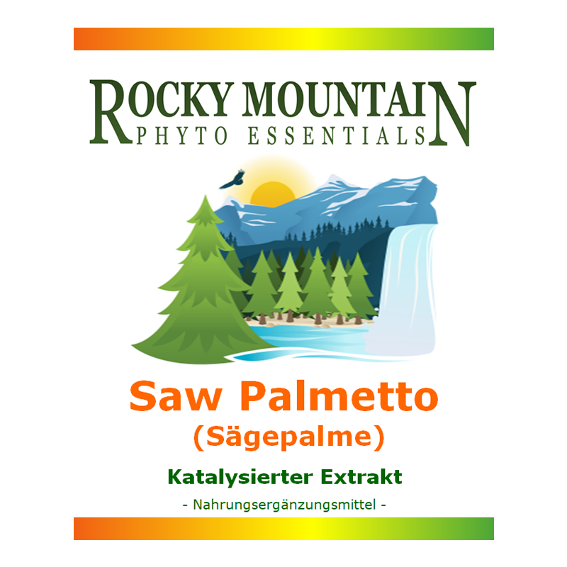 Saw Pelmetto (Sägepalme) - RockyMountain-Minerals.ch Nahrungsergänzung